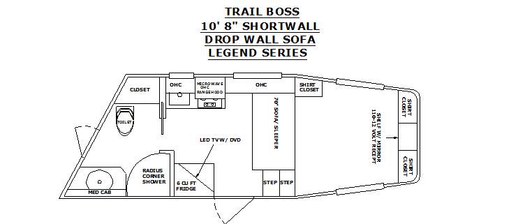 Trail Boss Conversions | Luxury Living Quarters