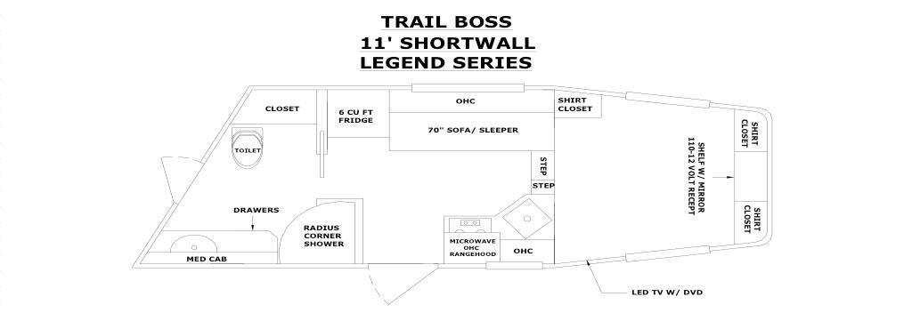 trail boss conversions sample floor plans